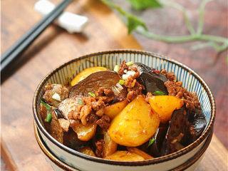 土豆炒茄子,传说中的米饭杀手 就是它!
