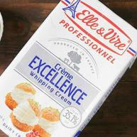 烘焙大師超強測評!安佳、雀巢、歐德寶...7款常見淡奶油究竟哪款值得囤?