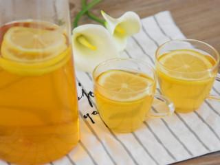柠檬红茶—干了这一杯,让你清凉一夏