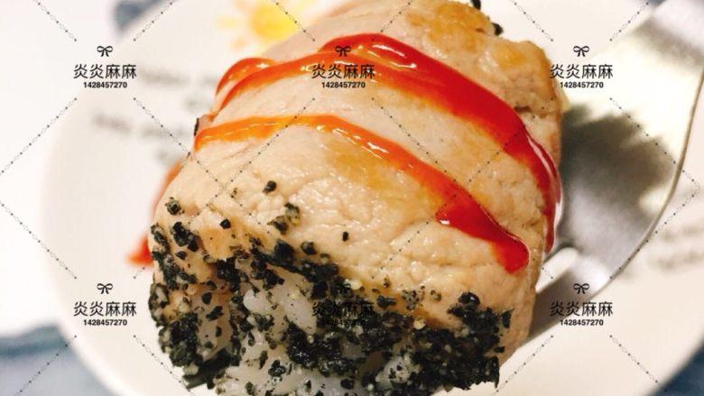 猪肉米饭包   12m+