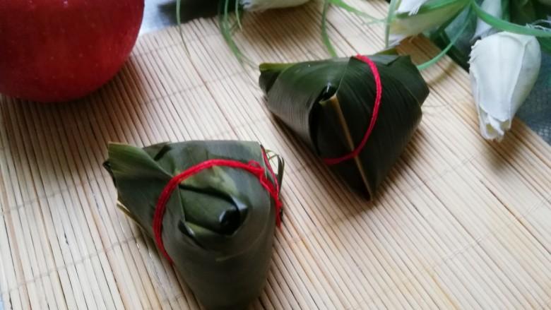 水晶粽,成品欣赏