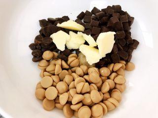 超好吃的生巧克力,加入黄油