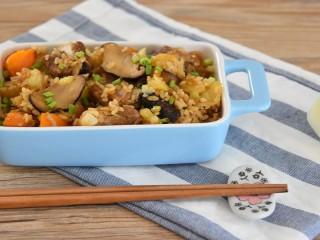 排骨土豆焖饭—拥有这样一锅饭,感觉超满足