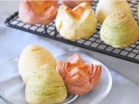 椰蓉酥/开口酥 (黄油版)