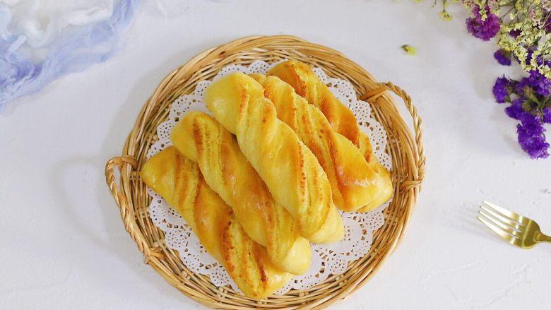 椰蓉奶香面包棒