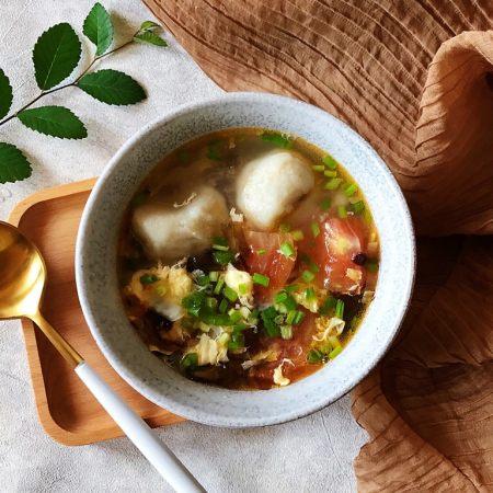 家常五宝鲜汤