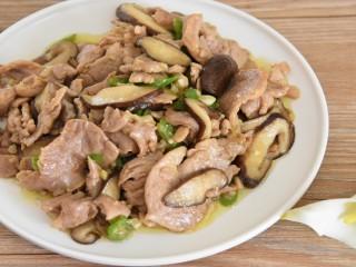香菇炒里脊—香嫩无比的下饭快手菜