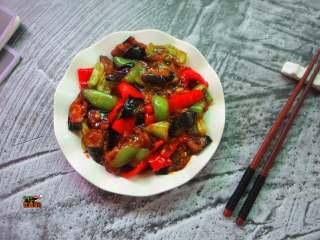 超下饭的蒜香红烧茄子,是一道很开胃的美味佳肴