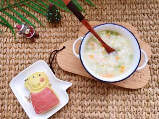 【宝宝辅食】鲜虾疙瘩汤