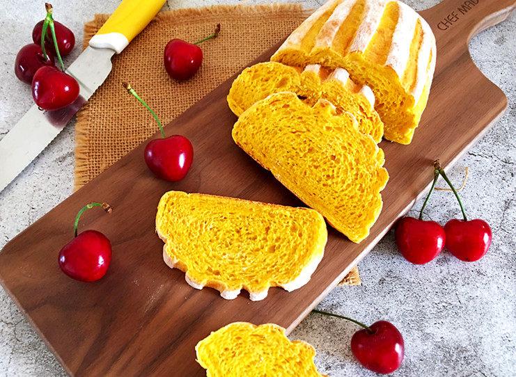 全麦南瓜面包