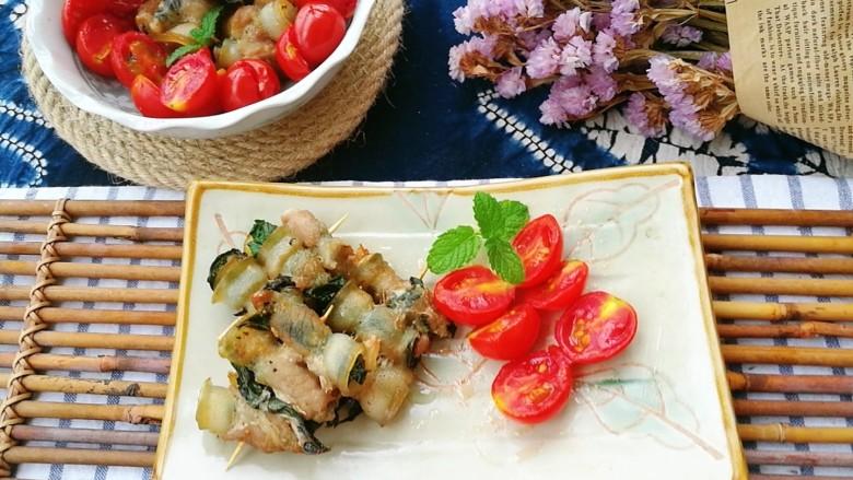 夏日去湿,紫苏烤五花肉