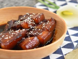 肥而不腻,鲜嫩香软,居家必学的红烧肉做法