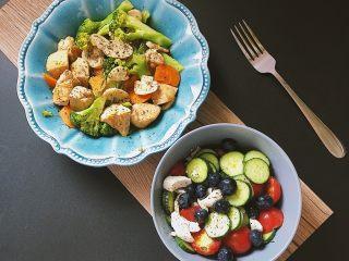 健身减脂增肌餐