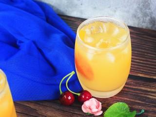 桃橙之恋 夏日饮品,美味就完成啦!