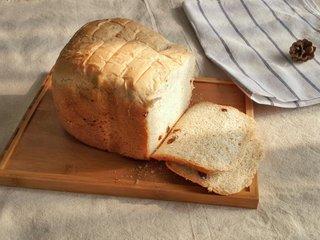 面包机版葡萄干吐司