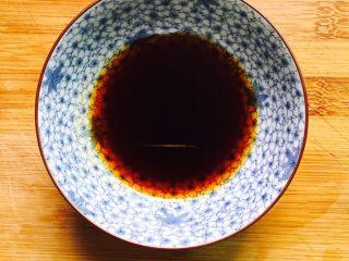 下酒菜+蚝油炒花甲,调匀备用