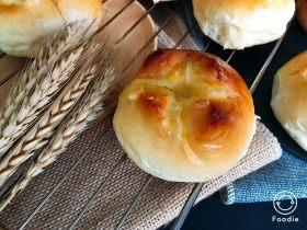 土豆泥虾球面包