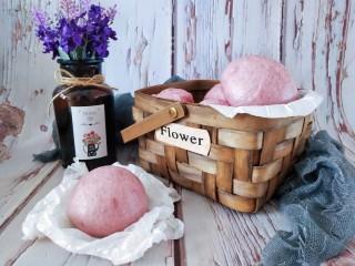 奶香紫薯馒头