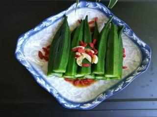 夏天最受欢迎的凉拌菜,植物伟哥,凉拌秋葵,你值得拥有