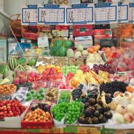在北京,你一定要去一次三源里菜市场