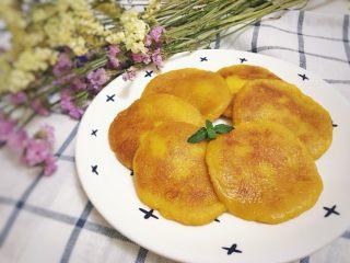 南瓜糯米饼(超简单)