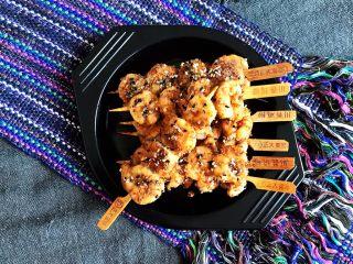 烤香辣串串虾