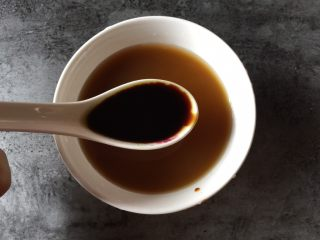 糖醋豆腐,1勺蚝油