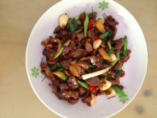 香辣鸡胗-珍甜,简单又好吃😋