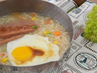 元气餐蛋面—茶餐厅早餐必点之一,永远吃不腻