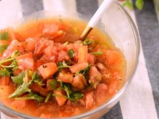 百变番茄之自制墨西哥莎莎酱