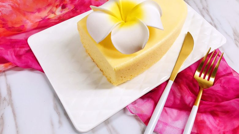无油酸奶玉米蛋糕
