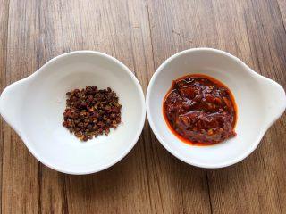红烧鳝段,花椒3g,郫县豆瓣酱2勺
