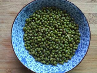 盛夏清热解毒汤+百合绿豆汤,200g绿豆