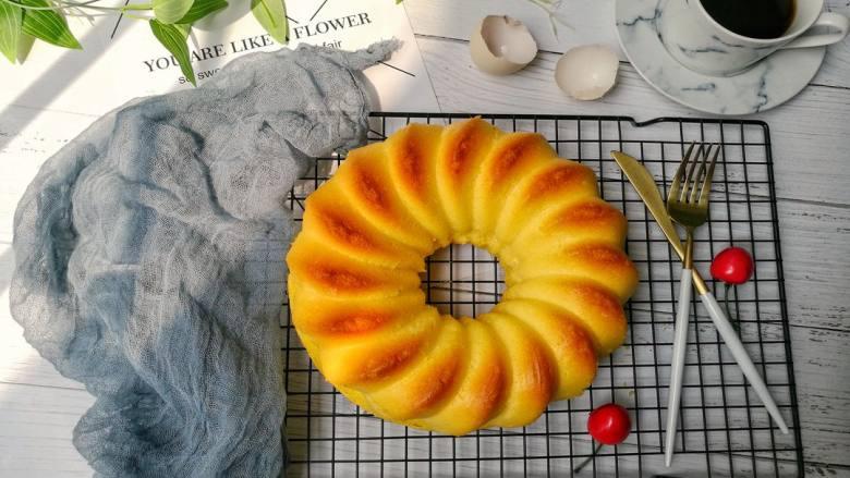 萨瓦林戚风蛋糕