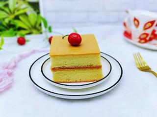 古早蛋糕&零失败