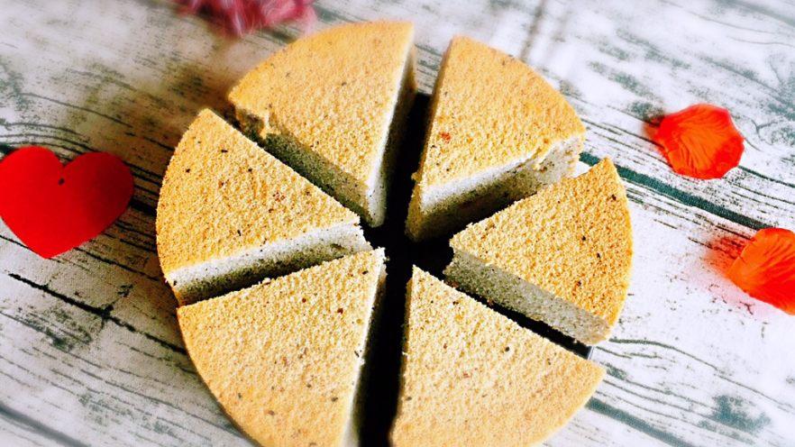 芝麻核桃蛋糕