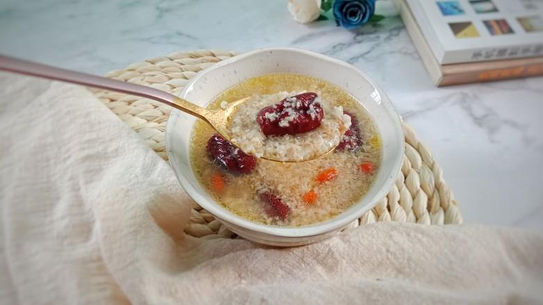 猴头菇肉汤羹