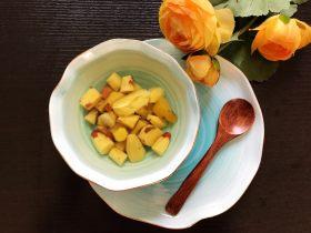 快手小食 生姜冰糖红薯甜汤