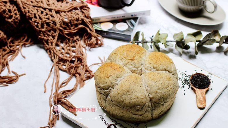 黑芝麻面包(中种)