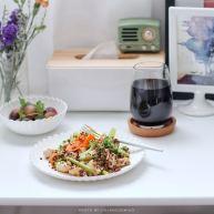 藜麦早餐01 | 藜麦鸡肉沙拉(健康减脂,附做法~)