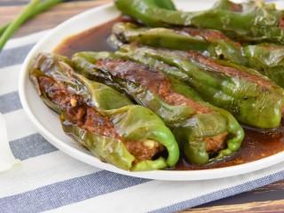 煎酿辣椒—客家名菜煎酿三宝之一,风靡粤港澳