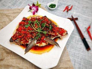 鲜美剁椒鱼头