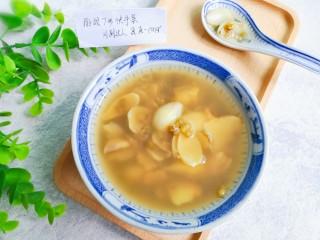 快手小食   去火百合绿豆汤,凉透放入冰箱冷藏一会更好吃