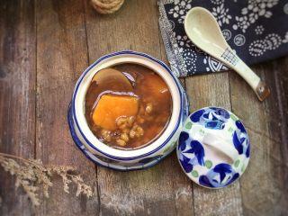 红薯绿豆汤,不错吧