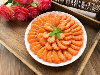 盐水虾,成品图二