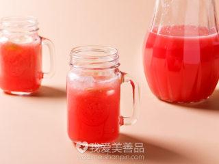 酸酸甜甜的西瓜柠檬水 – 视频教程 – 美善品食谱