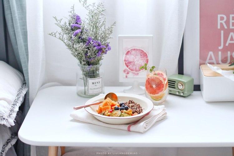 藜麦早餐05   红薯藜麦饭