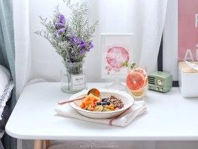 藜麦早餐05 | 红薯藜麦饭