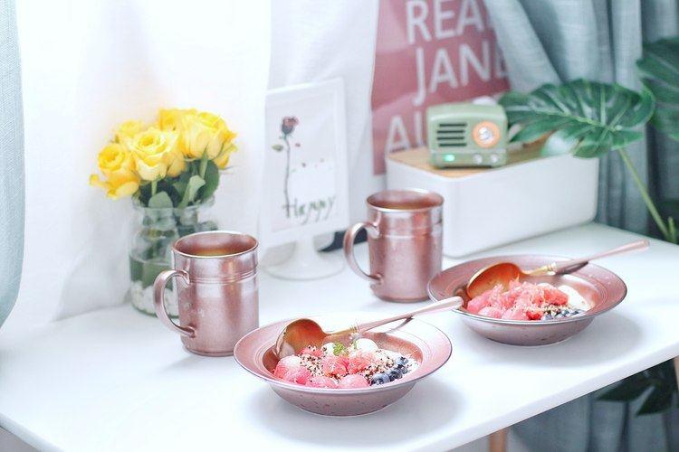 藜麦早餐06  藜麦酸奶水果碗