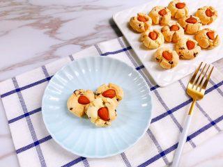 杏仁蔓越莓玛格丽特饼干
